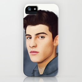 Mendes iPhone Case