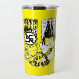 U – Punk Travel Mug