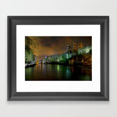 Durham Lumiere Framed Art Print