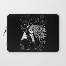 I'm Feeling Weird Laptop Sleeve
