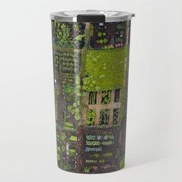 Garden Tapestry     Drone Photography Travel Mug