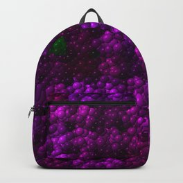 Stylized grapes ... Backpack