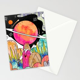 The lost Spartan Stationery Cards