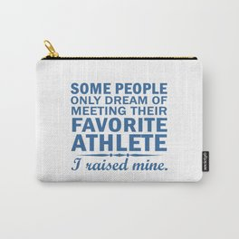 ATHLETE PARENT Carry-All Pouch