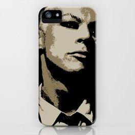 Juxtapose III iPhone Case