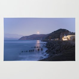 Lynmouth Moonrise Rug