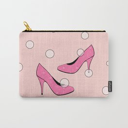 Pretty Feet Carry-All Pouch
