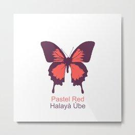 Ulysses Butterfly 3 Metal Print