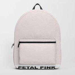PETAL PINK Backpack