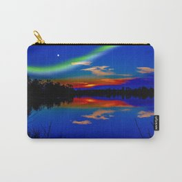 North light over a lake Carry-All Pouch