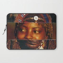 Face Swap III Laptop Sleeve