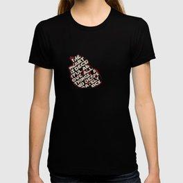 Deceitful Heart T-shirt