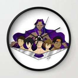Voltron: Princess Allura and the Wall Clock