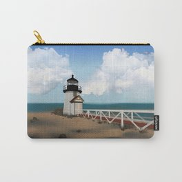Brant Point Light Carry-All Pouch