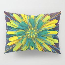 SunZun Flower Pillow Sham
