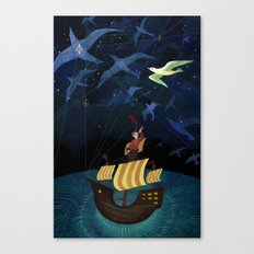 Wanderers Canvas Print