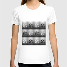Abstract background T-shirt