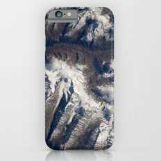 HIMALAYAS from International Space Station iPhone 6s Slim Case