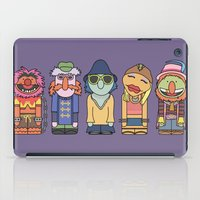 muppets iPad Cases featuring Dr. Teeth & The Electric Mayhem – The Muppets by Big Purple Glasses
