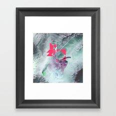 Earth2 Framed Art Print