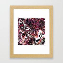 Extreme Liquid 005 Framed Art Print