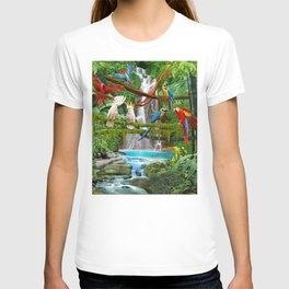 Enchanted Jungle T-shirt