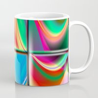 data Mugs featuring big data strategy puzzle by donphil