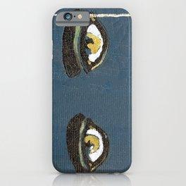 Gatsby Stare  iPhone Case