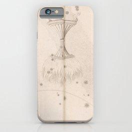 Johann Bayer - Uranometria / Measuring the Heavens (1661) - 45 Ara / Altar iPhone Case