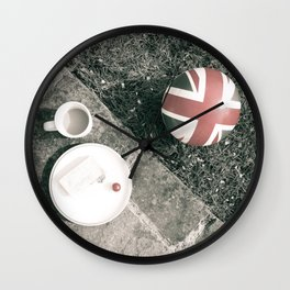 British Sunday | Still Life 88B Wall Clock