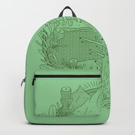 One Tree Left Backpack