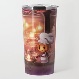 The Pumpkin Crumble - Pastry Bakery (Forever Halloween Collection) Travel Mug