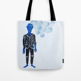 Get out / Come back Tote Bag