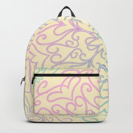 Spring Swirls Backpack