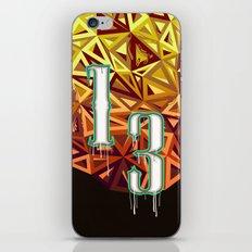 13 iPhone Skin