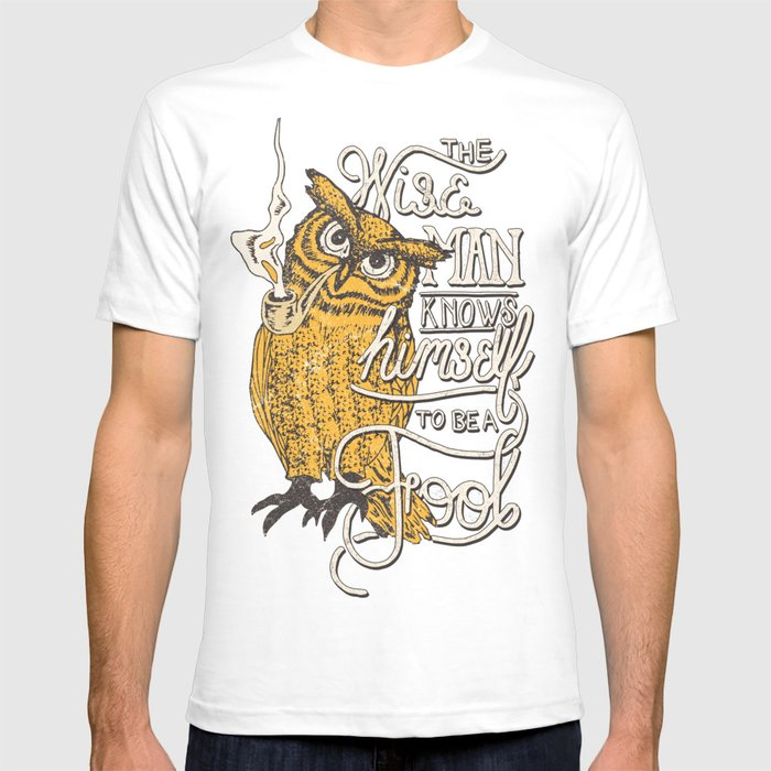 The Wise Man T-shirt