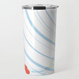 Swish of fish Travel Mug
