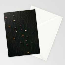 Fishing boats 1 Stationery Cards