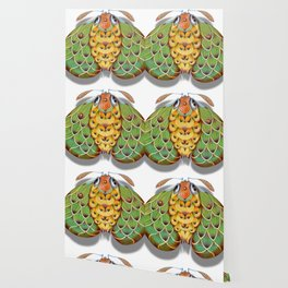 The hop moth Wallpaper