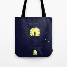 Last Living Tote Bag