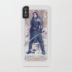 The Winter Knight Slim Case iPhone X