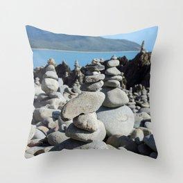 Zen Moments 02 Throw Pillow