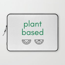 PLANT BASED - VEGAN Laptop Sleeve