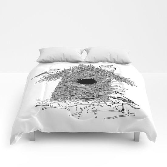 Rebuild Comforters