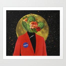 SPACE PROM Art Print