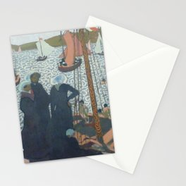 Maurice Denis - Regates a Perros-Guirec Stationery Cards