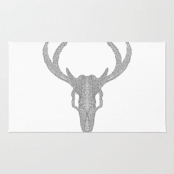 Mr Deer Rug