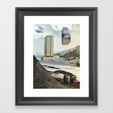 Mo 17 5:18:23 PM Framed Art Print