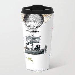 Automates Metal Travel Mug