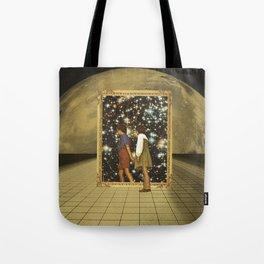 Golden door Tote Bag